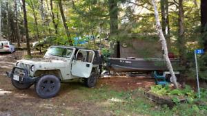 Jeep TJ Sport 1997 4L 6Cyl