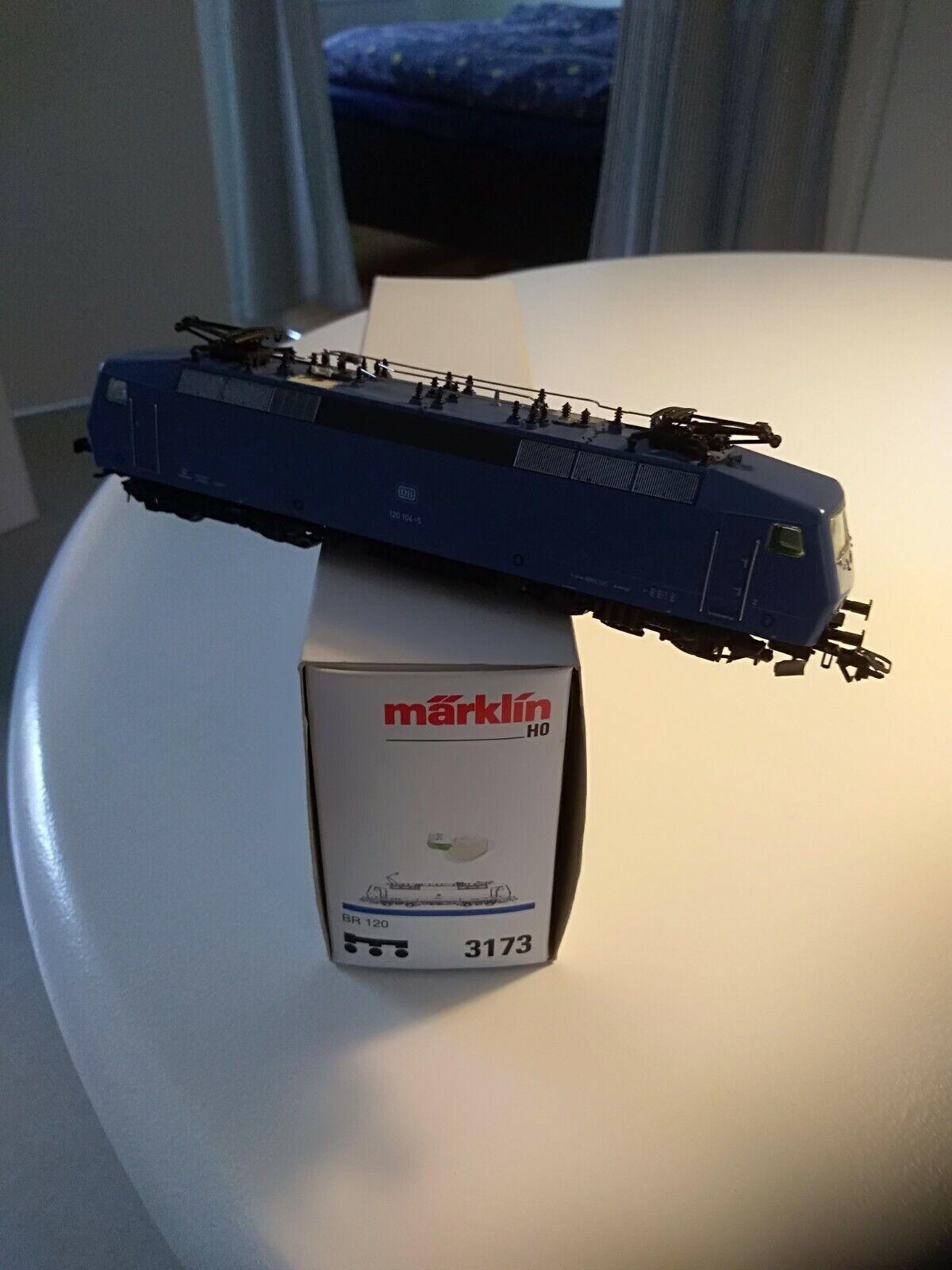 Märklin 3173 BR120 Aprilscherz-Lok DB H0 DIGITAL