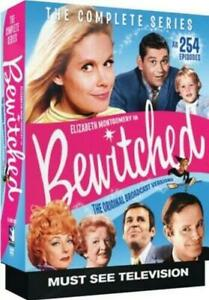 BEWITCHED-COMPLETE-SERIES-New-22-DVD-Set-Seasons-1-8-Season-1-2-3-4-5-6-7-8