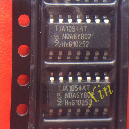 10pcs TJA1054AT SOP-14 Transceiver Can Fault Tol