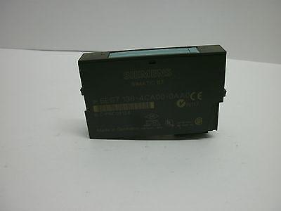 Siemens Simatic s7 6es7 138-4ca00-0aa0 Power módulo 6es7138-4ca00-0aa0