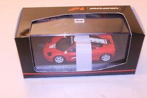 Minichamps-Hekorsa-Edition-McLaren-BMW-F1-GTR-SWB-Red-amp-White-LTD-999pcs-1-43