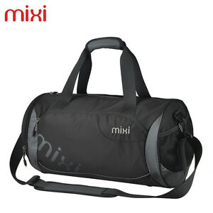 Mixi Trendsetter Carry On Sports Gym Bag Travel Duffle Bag Satchel ... 5cf5817acacd9