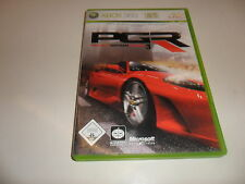 XBox 360  PGR - Project Gotham Racing 3