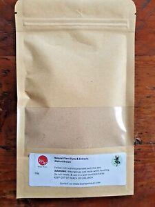 BLACK Walnut naturali delle piante colorante estratto (Noce Marrone) 100g