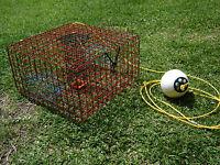 Crab Trap;crab Pot