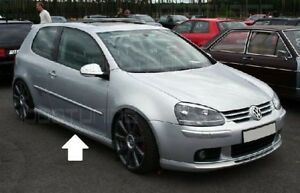 vw golf v 5 seitenschweller schweller spoiler r32 gti ebay. Black Bedroom Furniture Sets. Home Design Ideas