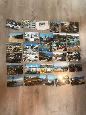 Lot De 32 Carte Postale Couleur Cpa Vintage Ancienne | eBay
