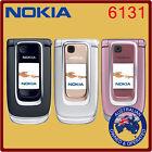 Genuine Unlocked Nokia 6131 Mobile Phone - Black & Pink - Melbourne Direct