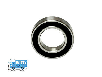 Thin Section 2RS Rubber Sealed Bearing Bike 6800-6809 Choose Size
