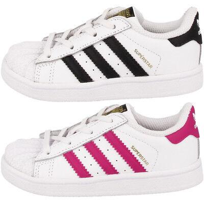 Adidas Superstar I Kids Schuhe Kinder Originals Freizeit Sneaker Dragon Zx Samba Spezieller Kauf