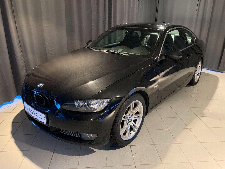 BMW 335Xi 3,0 Coupé Steptr.