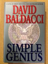 Sean King and Michelle Maxwell: Simple Genius No. 3 by David Baldacci (2007, Hardcover)