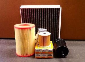 Smart-ForTwo-CityCoupe-700cc-2002-2007-Kit-tagliando-4-filtri-6-candele