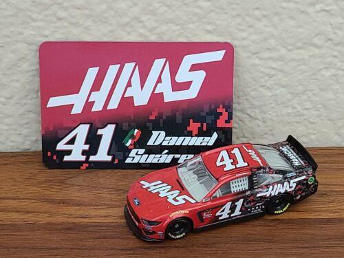 2019 #41 Daniel Suarez Haas Automation 1//64 NASCAR Diecast Loose