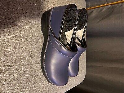 woman's navy blue Dansko shoes   eBay