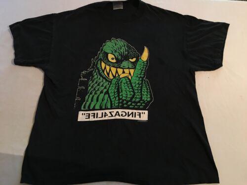 VINTAGE Actual Grunge Era 80s Very Early SOUNDGARDEN t-shirt XL