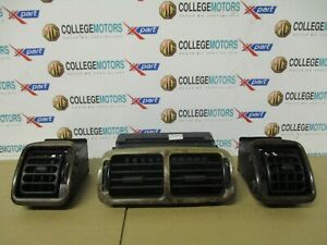 MGTF-MGF-FULL-SET-OF-WOOD-EFFECT-HEATER-VENTS-IDEAL-UPGRADE-USED