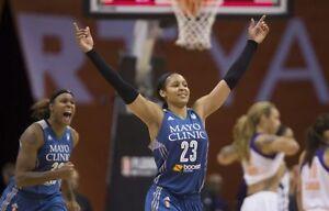 MAYA MOORE WNBA Photo Quality Poster Choose a Size A