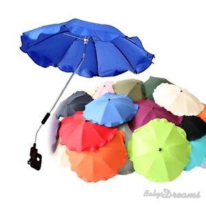 sombrilla-para-carrito-de-bebe-Silla-de-paseo-68cm-NUEVO-UV50-13-Colores