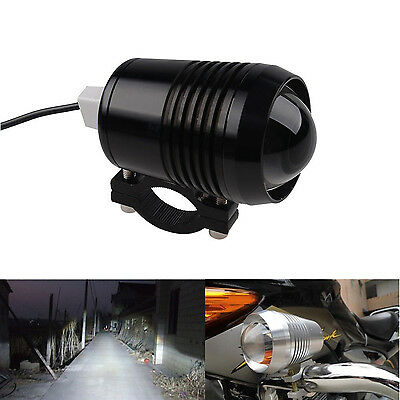 Super Power Motorcycle Car LED 1200LM Headlight Headlamp Bulb 12V-60V U2 CREE X1
