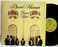 Procul Harum         Grand Hotel       Booklet        FOC          NM  # H