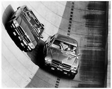 1976 Mercedes Benz 450SL & 450SLC Automobile Photo Poster zae0018-TJOG6E