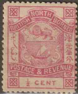 NORTH-BORNEO-1889-92-1-2-c-ROSE-MH