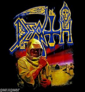 DEATH-cd-cvr-LEPROSY-Official-SHIRT-MEDIUM-New-death-metal