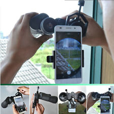 Universal Cell Phone Adapter Mount Compatible Binocular Spotting Scope Telescope