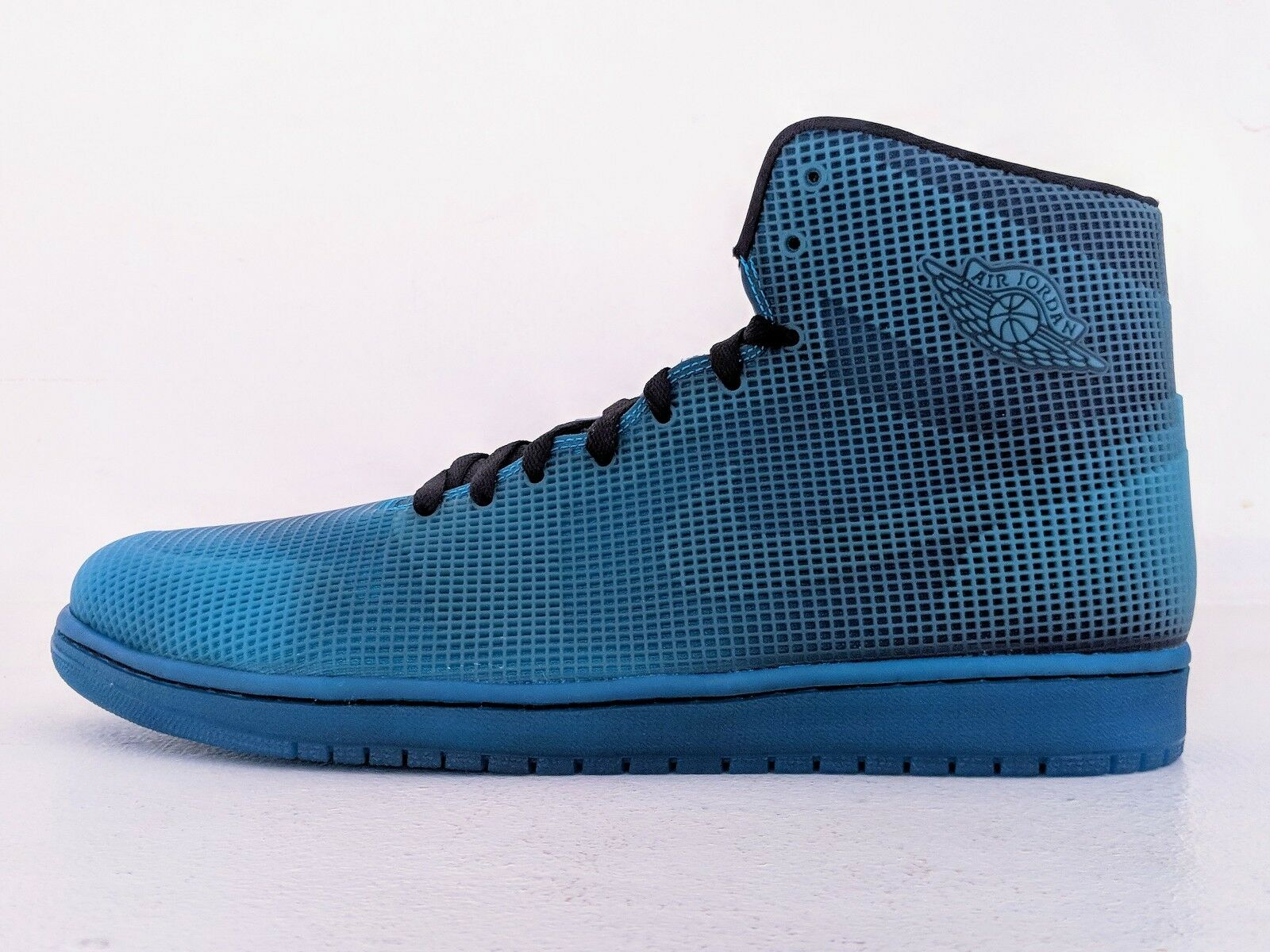 Nike Air Jordan Retro 4LAB1 Sz 15 Tropical Teal 677690-020 Limited Classic DS QS