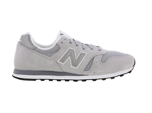 Mens NEW BALANCE 373 Grey ML373GR Trainers ML373GR Grey 557583