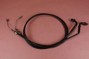 Kawasaki Z650B 1976-1978 B Throttle Cable