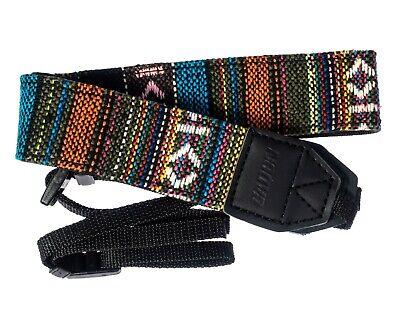 Folk-custom Universal Camera Shoulder Neck Belt Strap For SLR DSLR Nikon Canon