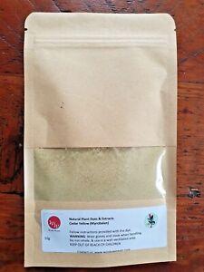 Mirabolano naturali Dye/tannino Polvere Estratto (Cedro Giallo) 200g