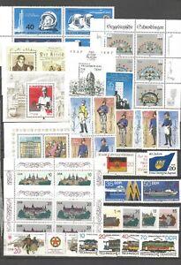 DDR-1986-postfrisch-kompletter-Jahrgang