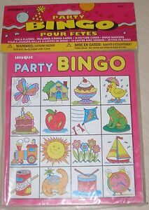 party bingo game for 8 unique 9089 christmas gift ideas