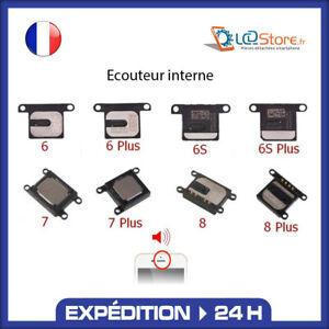 Ecouteur interne du haut Iphone 6 6p 6s 6sp 7 7p 8 8 Plus de haute qualité