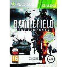 Battlefield: Bad Company 2 (Xbox 360) Nuevo Sellado Clásicos Versión