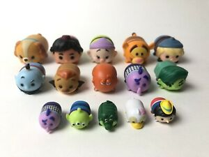 15x-Tsum-Tsum-Disney-Vinyl-Figure-Lot-Small-Medium-Large-7