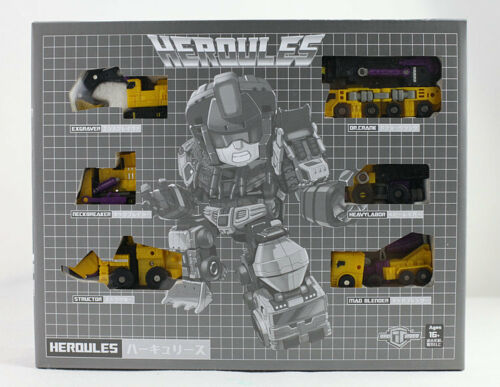 TFC PS-03Y Yellow HerQules SP Version,In stock!