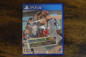 PS4-video-game-Natsuiro-High-School-Seishun-Hakusho-fromJapan-F-S-uesd