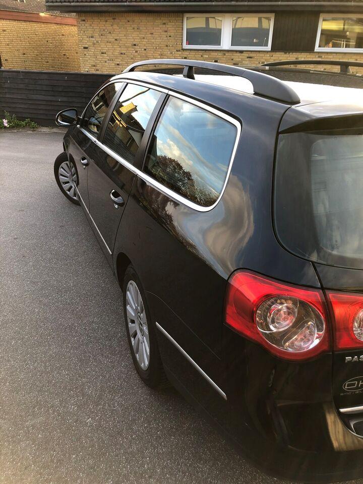 VW Passat, 2,0 FSi Comfortline Variant, Benzin