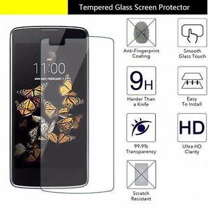 9H+ Premium Tempered Glass Film Screen Protector For LG V40 V50 G8 G7 Stylo 5 K9