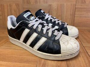 Worn???? Adidas Originals Superstar Nigo Bearfoot Black Leather ...