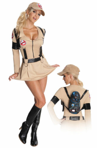 Brand New Ghostbusters Secret Wishes Ghostbusters Dress Adult Halloween Costume