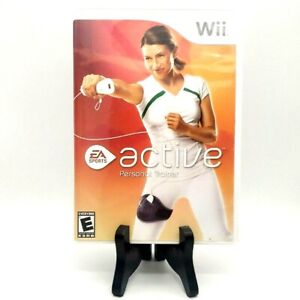 EA-Sports-Active-Personal-Trainer-Nintendo-Wii-Complete-Tested-Excellent