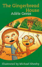 Very Good, Gingerbread House, Geras, Adele, Book