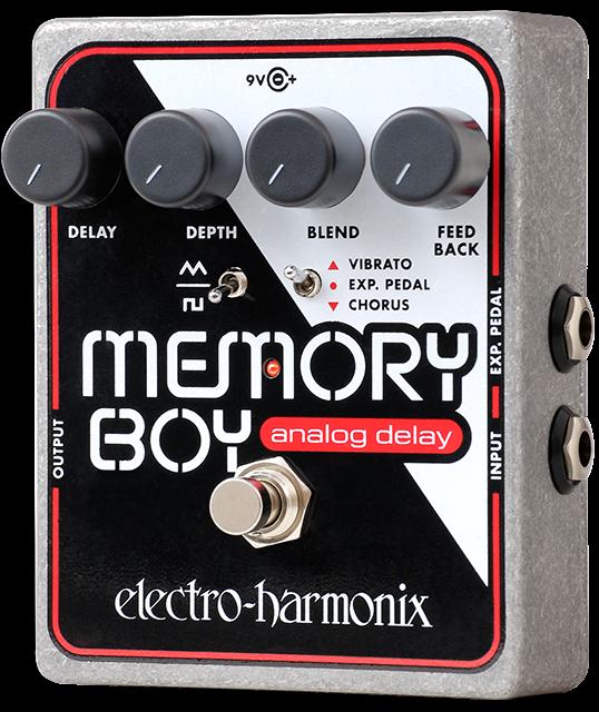 Ehx Electro Harmonix Memory Boy, Nuovo in Scatola