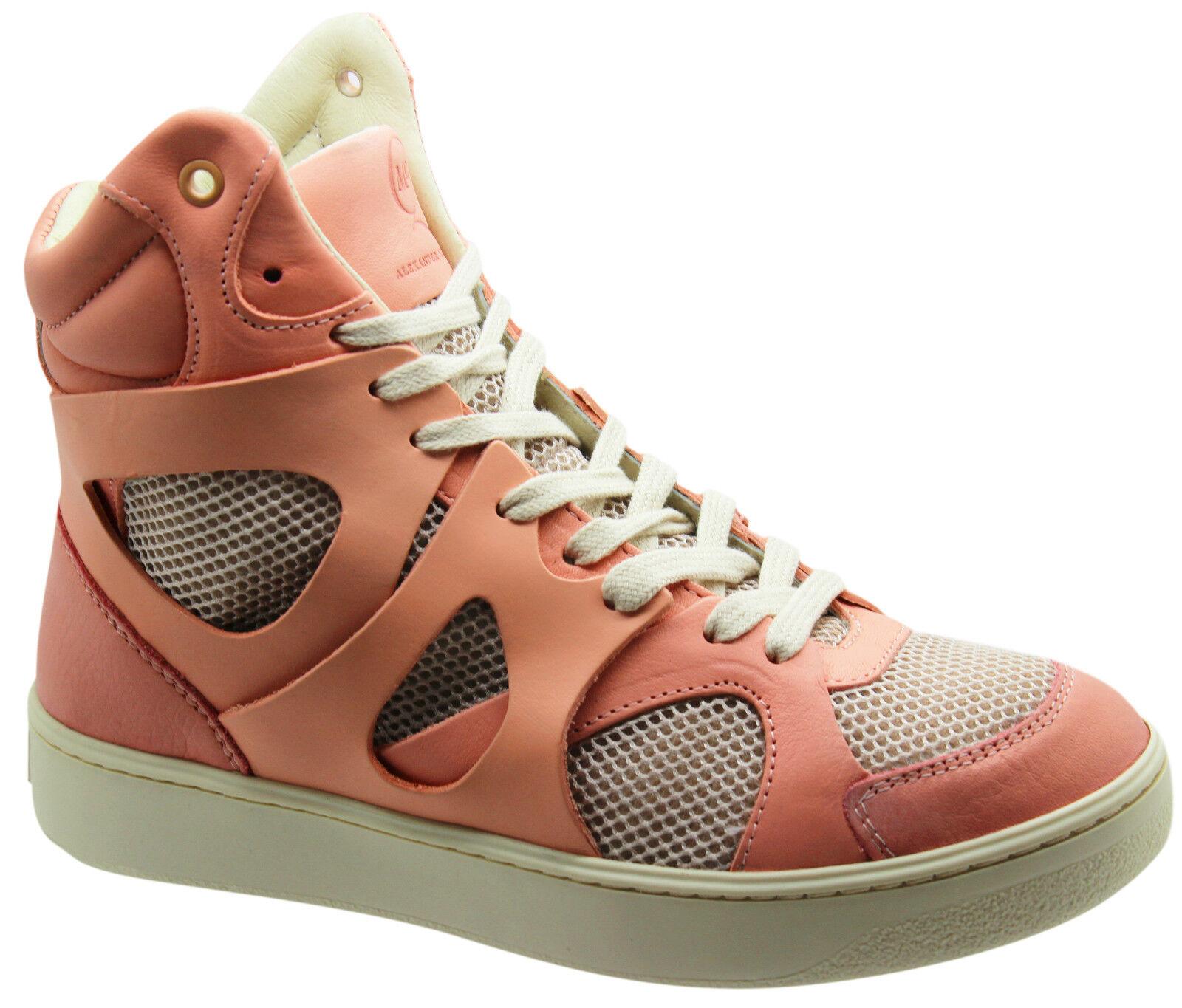 Puma Amq Alexander Mcqueen Move Medio da women shoes Ginnastica pink 357165 03